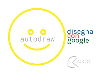 Programma Di Disegno Online.Autodraw Il Disegno Automatico Di Google