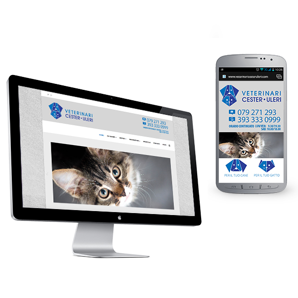 sito web ambulatorio veterinario